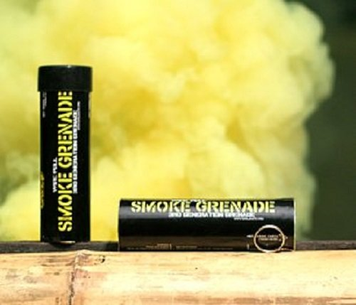 StarLight Photo Yellow Smoke Effect product image