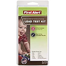 First Alert LT1 Premium Lead Test Kit