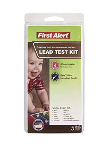 First Alert LT1 Premium Lead Test Kit ()