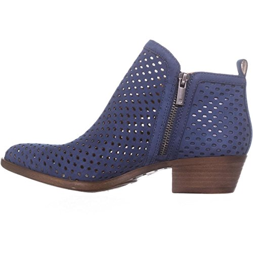Bootie Lk basel3 Chambray Ankle Dark Brand Lucky Women's nwqOS84TWZ