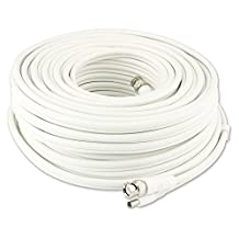 "Swann 100""' BNC Cable extension cable Surveillance Camera Cable, white (SW-CABLE100)"