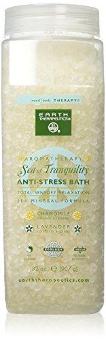 Anti Stress Bath - Earth Therapeutics Sea of Tranquility Anti-Stress Bath Soak