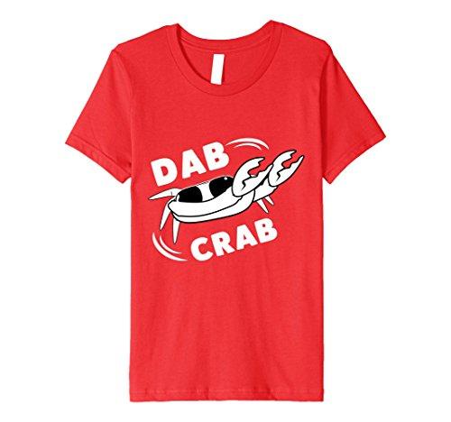 unisex-child Funny Dab Crab Shirt 12 - People Sunglasses Famous