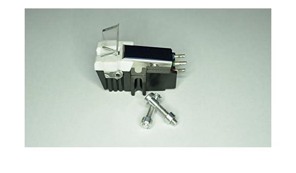 Cápsula de imán móvil con aguja de diamante apto para Technics SL ...