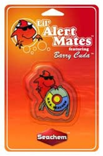 Lil' Alert Mates - Barry Cuda 1 Year Monitor LM