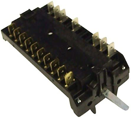 Smeg - Interruptor para Horno encastrable Smeg - bvmpièces: Amazon ...
