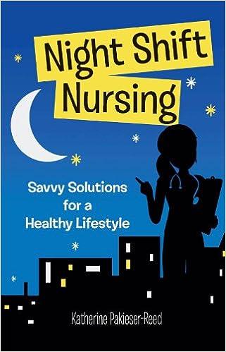 Bildergebnis für Night Shift Nursing buch