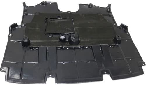 LX1228143 For Lexus IS250 // IS350 Front Engine Splash Shield 2011 2012 2013 Under Cover 5141053120 w//Insulation Foam RWD