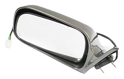 Motorking B661 Driver Side Gray 1B2 Power Mirror