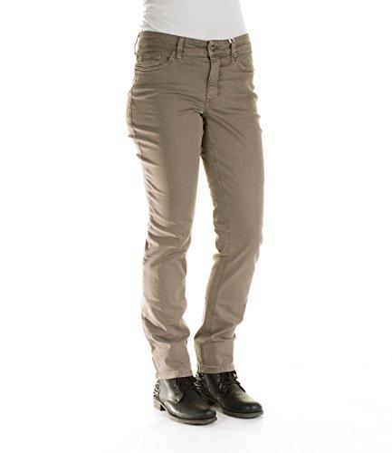 Para Mujer Mac Pantalón Dark Básico Taupe 273r 0wwEqz1