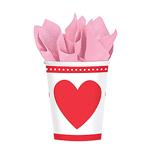 Shindigz Valentines Party Decorations Sweet Love Paper Cups