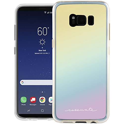 Price comparison product image Case-Mate Samsung Galaxy S8+ Case - NAKED TOUGH - Iridescent