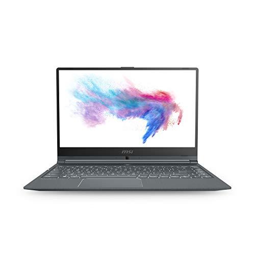 "MSI Modern 14 A10RAS-883 14"" Ultra Thin and Light Professional Laptop Intel Core i7-10510U MX330 8GB DDR4 512GB NVMe SSD Win10"