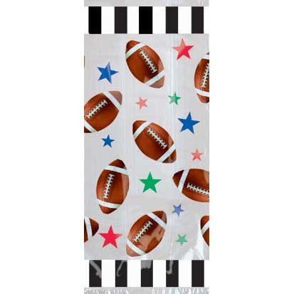 Football Party Goody Bags - Football Party Favors Bag - 20 Count ()