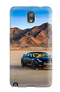 Durable Nissan Gt-r 34554365 Back Case/cover For Galaxy Note 3