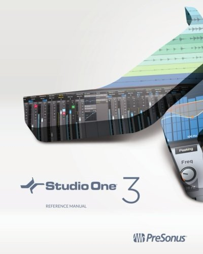 Studio One 3 - Reference Manual