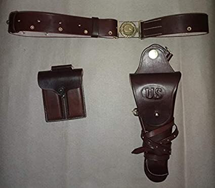 Amazon.com: us1912 .45 Pistola 1911 con enganche de cinturón ...