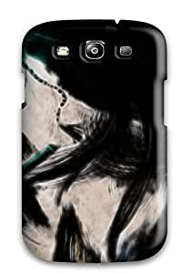 Galaxy S3 Case Cover Skin : Premium High Quality Abstract Fractalius Case