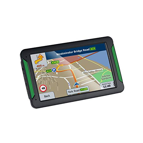GPS Navigation for Car, 7 Inch 8GB HD Touch Screen Built-in 256MB GPS Navigation System with Lifetime Map Update