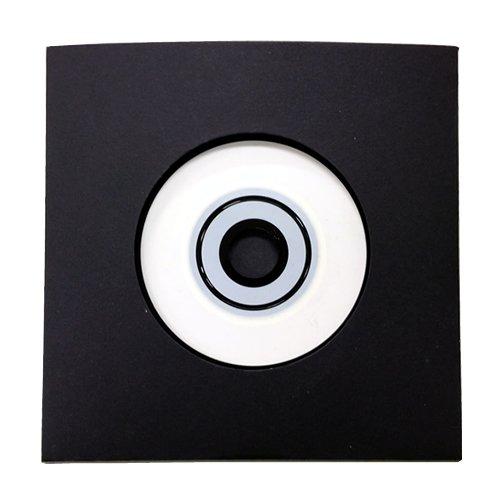 Bassholic Vinyl CD-R and Black Sleeves 50pcs by BASSHOLIC