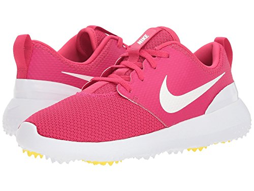 Wmns G rush Nike Femme Yellow white Roshe dynamic Pink Basses Multicolore 001 Sneakers 1dwTgnqw