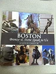 Boston Bronze & Stone Speak to Us