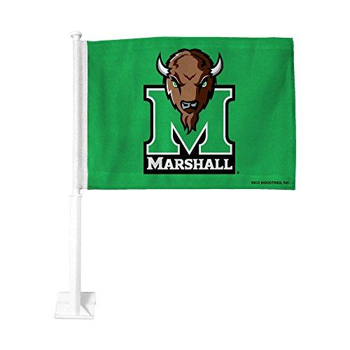 Rico Industries NCAA Marshall Thundering Herd Car Flag