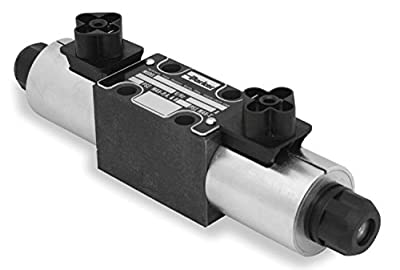 Parker D1VW002CNJWM Solenoid Operated Hydraulic Directional Control Valve from Parker