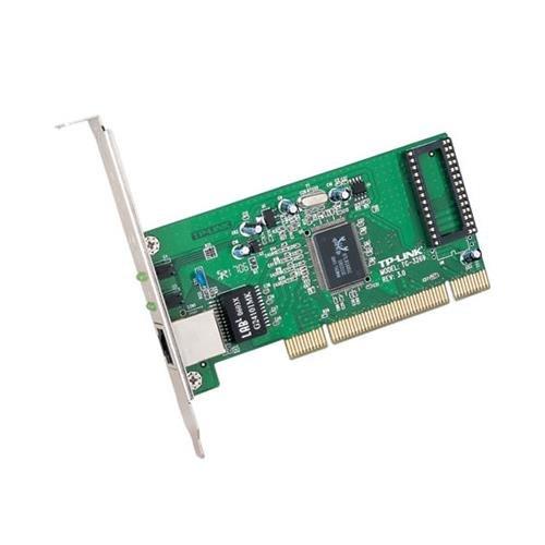 TP-LINK NETWORK TG-3269 32BIT GIGABIT PCI NETWORK CARD REALTEK RTL816SC RETAIL