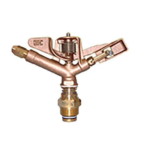 高耐久 金属 (農業用 緑化用) スプリンクラー 中型 (MM) 60-F3 口径 8.7×4.8 mm 基本寸法 1PT 25度 共立イリゲート 防J【代不】 B01EWEVU4E
