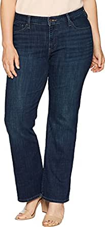 Levi's Women's Plus Size 415 Classic Bootcut Jeans, Easy Everyday Jean with Embroidery, 36 (US 16) L