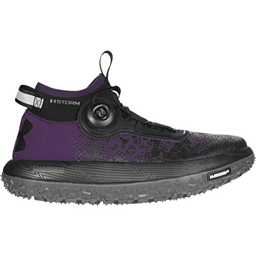 Under Armour Womens Ua Fat Tire 2 Scarpe Da Corsa Premier Purple / Rhino Grey / Black