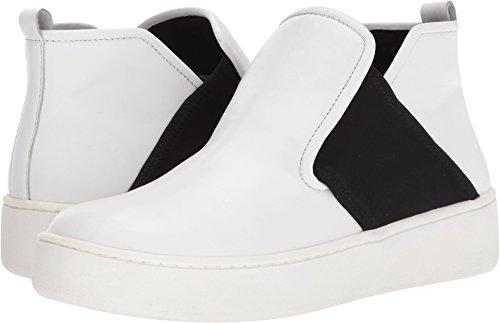 Donald J Pliner Dames Carole Sneaker Wit Nappa