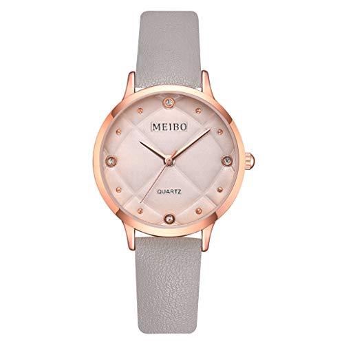 Wrist Watch for Women Girls Ladies Teens Leather Band Wrist Watches, Outsta Gift Watches Quartz Watches