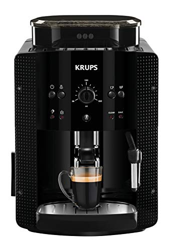 Amazon.com: Krups Roma EA81M8 Espresso Maker with Milk Jug ...