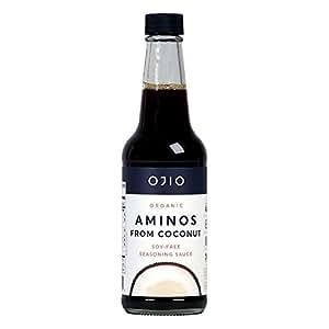 Ojio - Organic Aminos From Coconuts A Soy Free Seasoning Sauce - 10 oz.