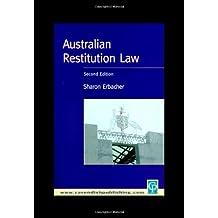 Australian Restitution Law
