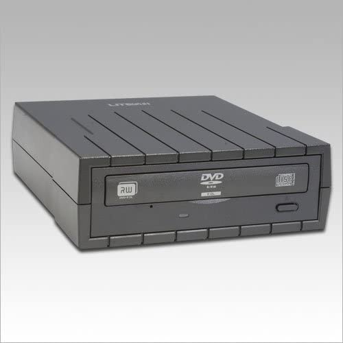 Lite-On SHM-165P6SX 16X External DVD/±R///±RW Dual Layer Burner