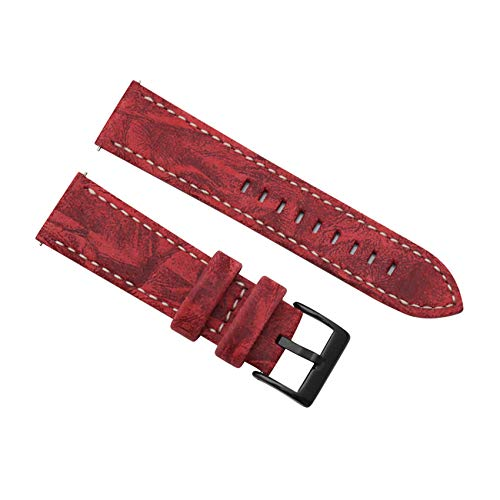 Jewh New Luxury Retro Style Leather Band - Bracelet Watch Band for Samsung Gear - Sport