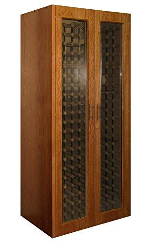 Vinotemp 440-Model Wine Cabinet with 2 Glass Doors
