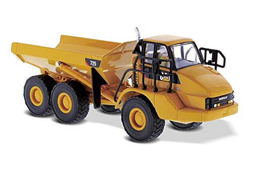 Caterpillar 1:50 725 Articulated Dump Truck CAT #85073 Diecast Tipper Container Transporter Construction Vehicle Model Car Toy Collection ()