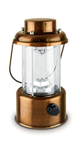 (KOVOT 15 LED Copper Lantern With Dimmer Switch - 20 Lumens (Each) (1)