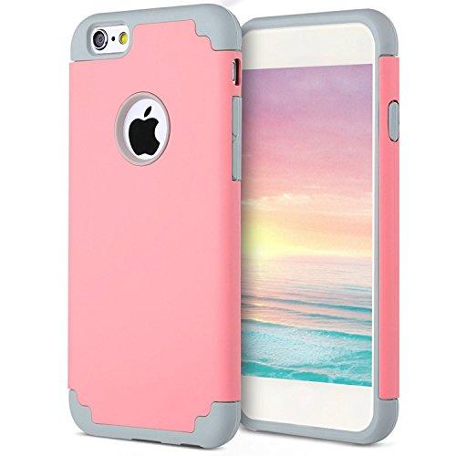 iPhone 6S Plus Case, 6 Plus Case, [5.5 Inch], HLCT Slim Fit...