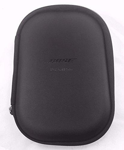 Bose Quiet Comfort 25 Headphones Replacement Carry Case, Special Edition Black