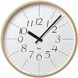 Lemnos RIKI CLOCK L WR-0312 L