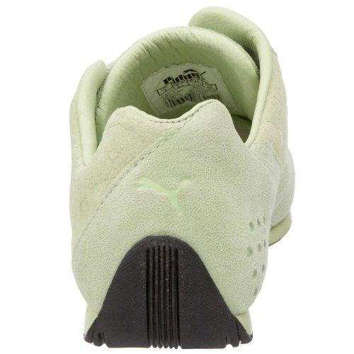 Puma Piratella Zapatillas de deporte de cuero de la Mujer - verde Green