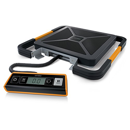 [DYMO Digital Shipping Scale, 400-pound (1776113)] (Heavy Duty Digital Scale)