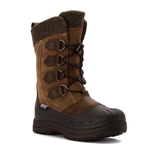 Baffin Women's Kara Snow Boot, Brown, 8 M US