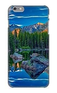 TulGxY-3382-IrzPx Honeyhoney Mountain Lake Daytime Feeling iphone 5C On Your Style Birthday Gift Cover Case