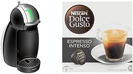 Pack Krups Dolce Gusto Genio 2 KP1608 - Cafetera de cápsulas ...